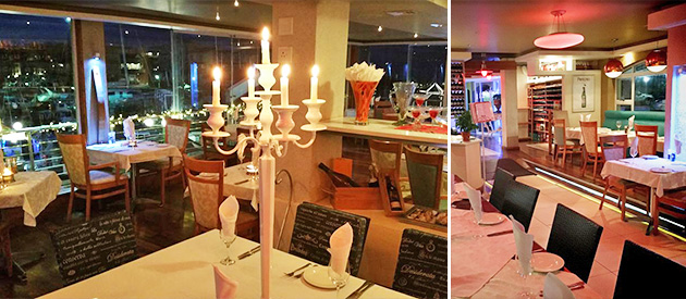 mauros, italian restaurant, st. francis bay, eastern cape, pizzas, freshly baked breads, fully licensed, a la carte menu, restaurant for functions, wedding catering, sushi bar